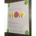 What a lovely Easter card.  Thank you Preciouslily