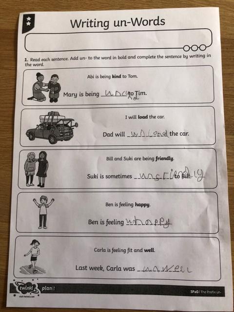 Brilliant work Amelia