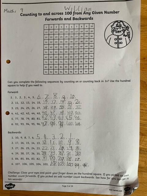 Great Maths William