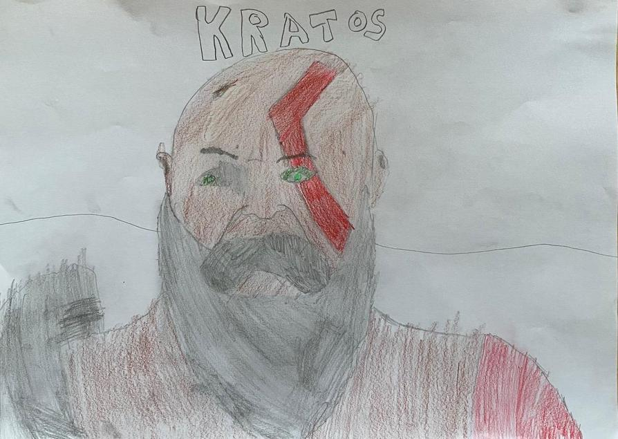 Great drawing Charlie
