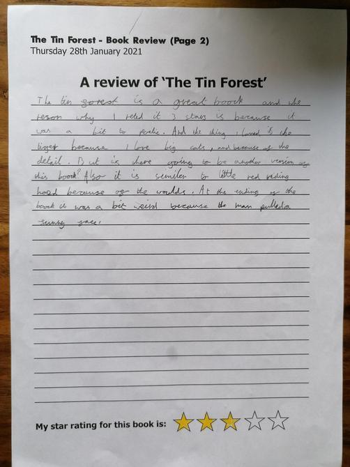 I'm glad you enjoyed the book Iris