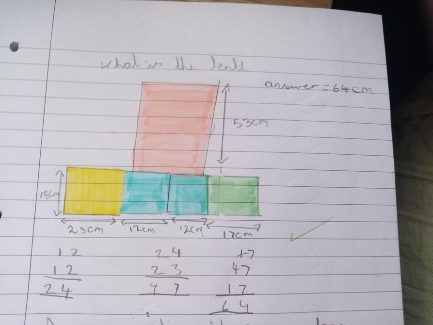Great Maths jottings