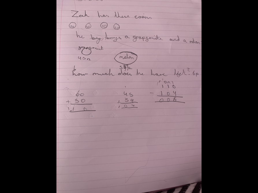 Maths by Sumpriti