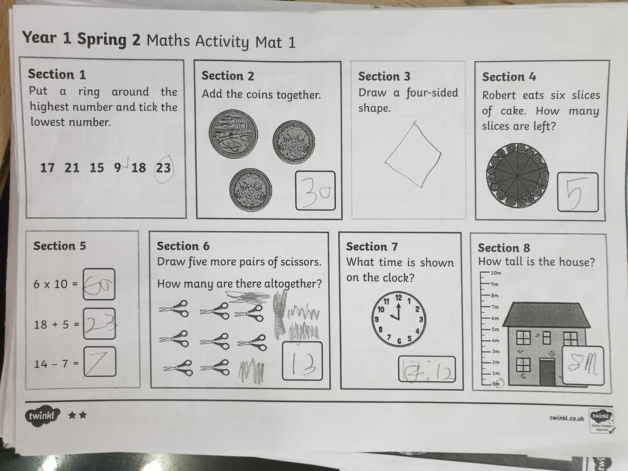 Fantastic Maths James