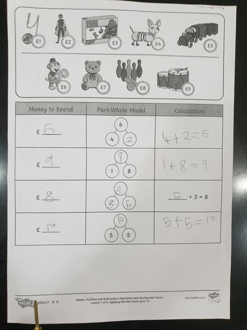 Brilliant Maths James