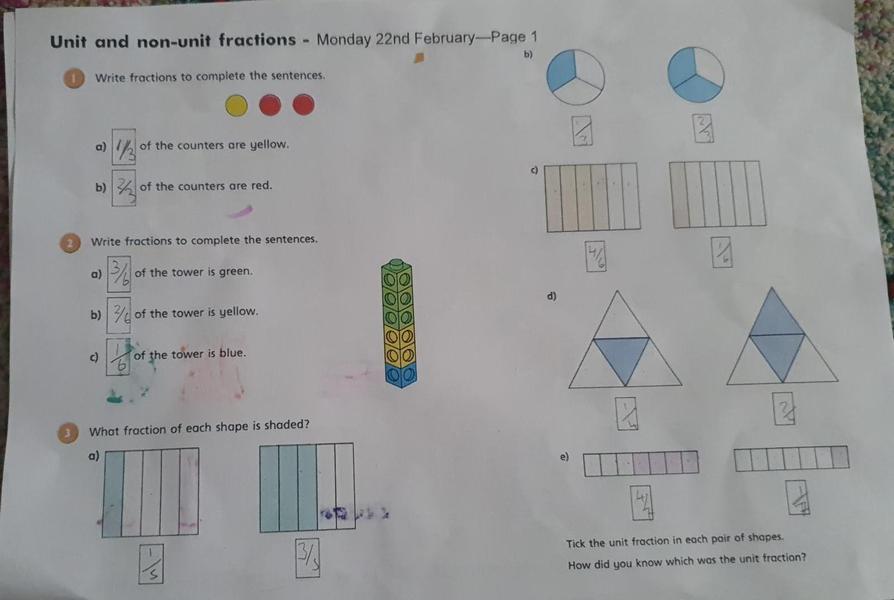Great fractions Bhuvi