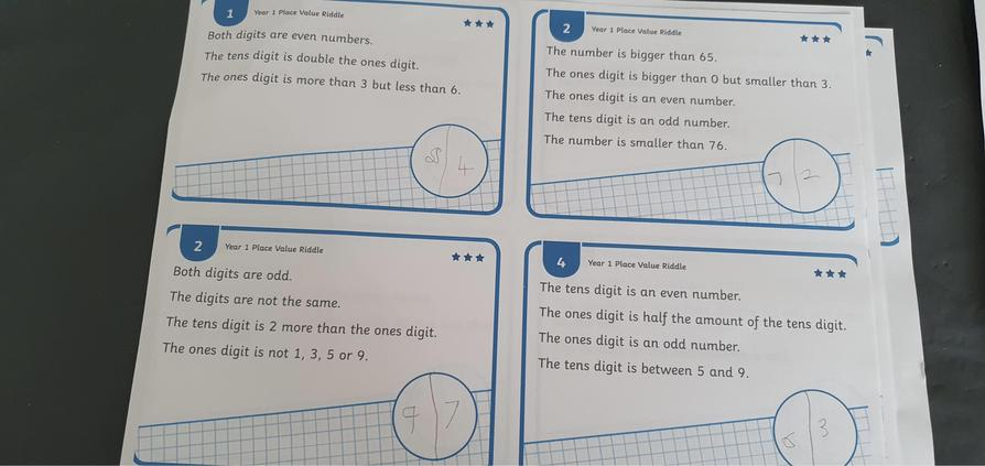 Excellent Maths Henry!