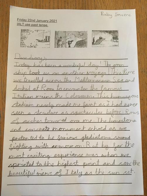 Fantastic writing Ruby P!