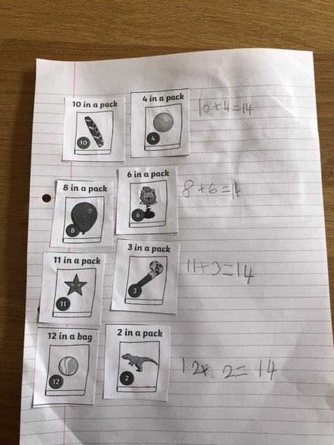 Fantastic Maths Amelia