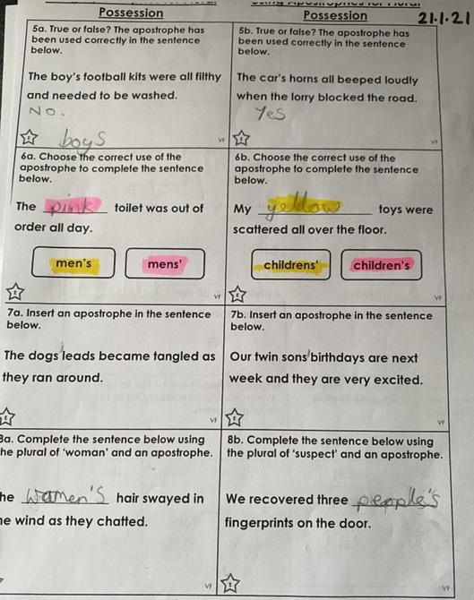Sienna's SPAG - at first glance the idea of a pink toilet made me smile!