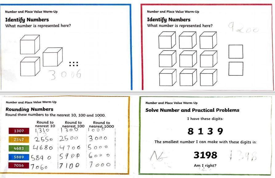A maths mixture by Ariana