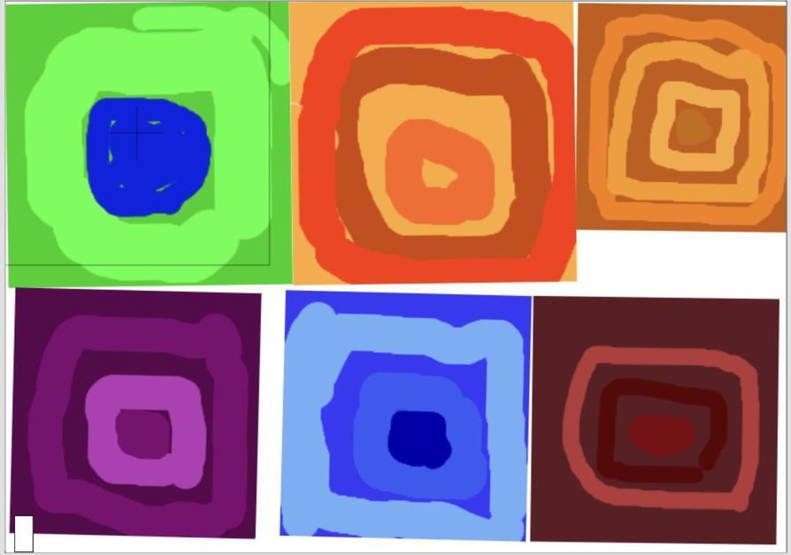 Aminata' s collage