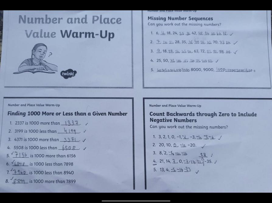 Bhuvi' s maths