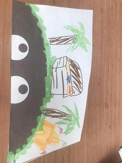 Lovely picture Charlotte - great work!