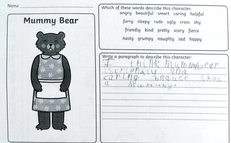 Excellent writing Mia!