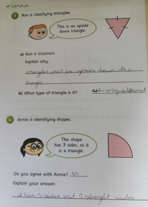 Fantastic explanations given Tianna