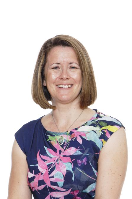 Miss Sexton (Head teacher)