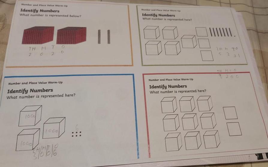 Maths work by Rehan