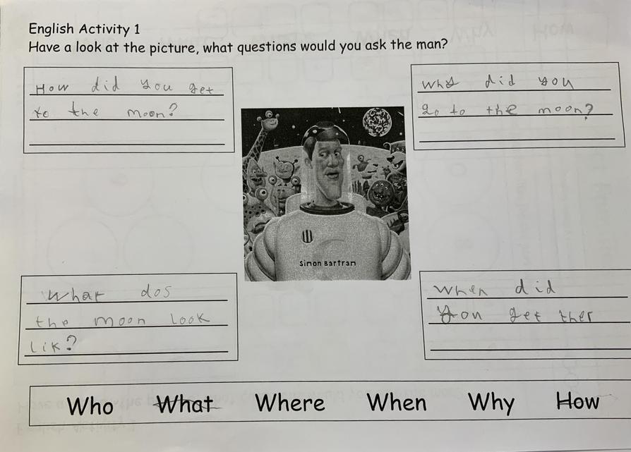 Super questions Ella