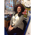 Ahoy there Mrs Black !