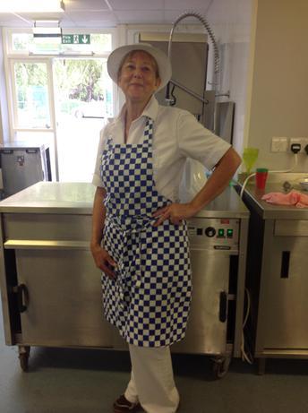Karen Love - Senior Catering Assistant