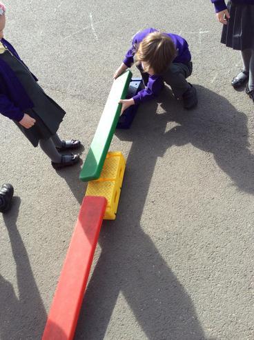 Building a balance bar