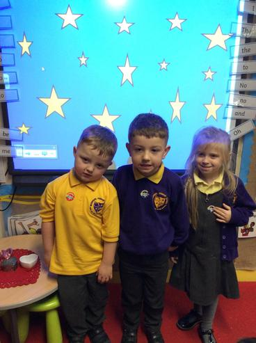 Maths and Phonics Stars ***