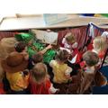 Peter Pan story telling!