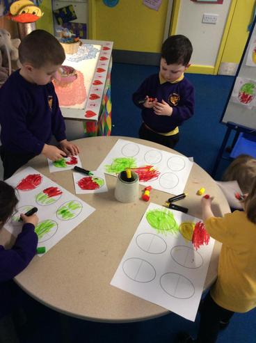 How many eggs can we find using 3 colours?