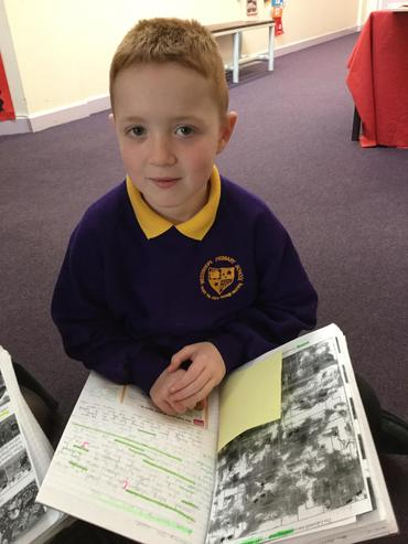 Year 3 talking about their writing