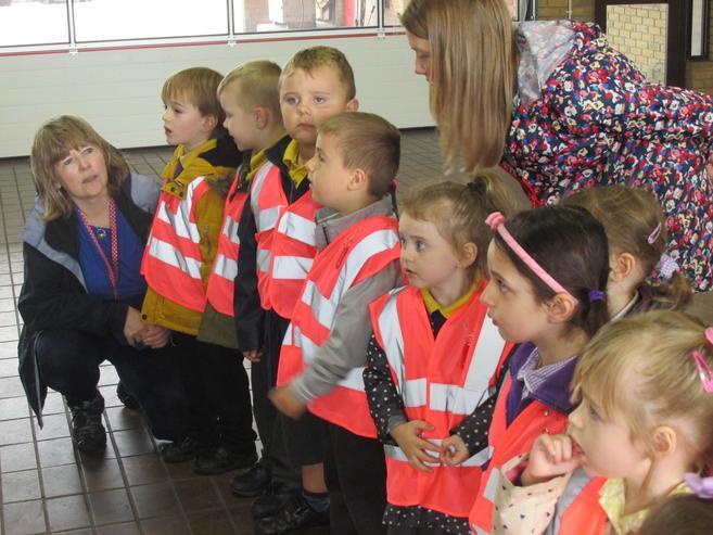 Such well behaved children...