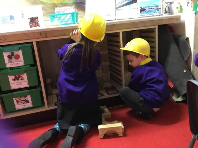 Building our ideas