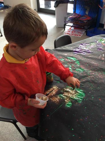 Let's sprinkle on some magic glitter!