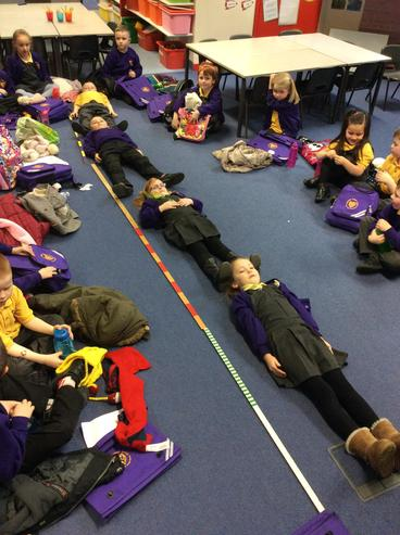 Some Octopuses are 4.5 m long! '4 children' long!