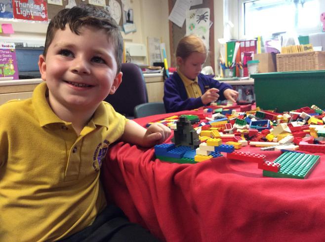 Building Newcastle bridges with Lego!