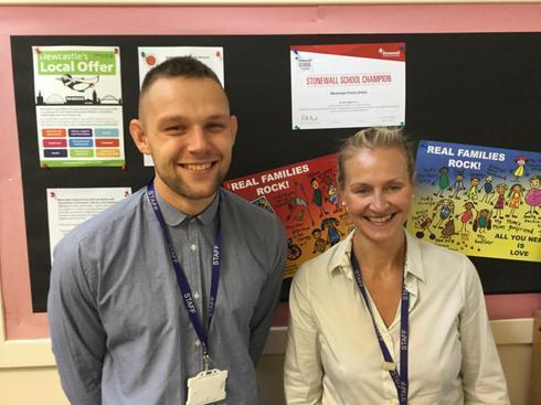 Mr Brown & Mrs Wyld