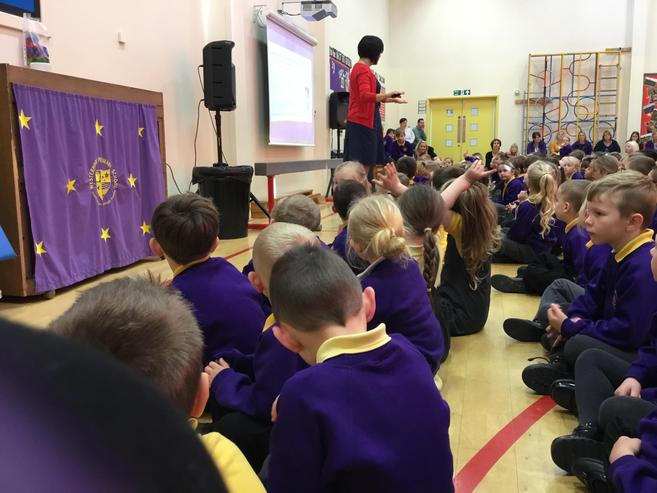 Reading week assembly time
