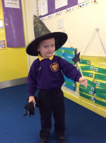 Let's make some magic! Abracadabra!