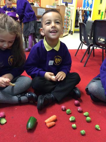 """""""I've made a ten numicon!"""" said our learner!"""