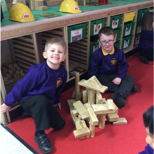 Our proud construction experts!