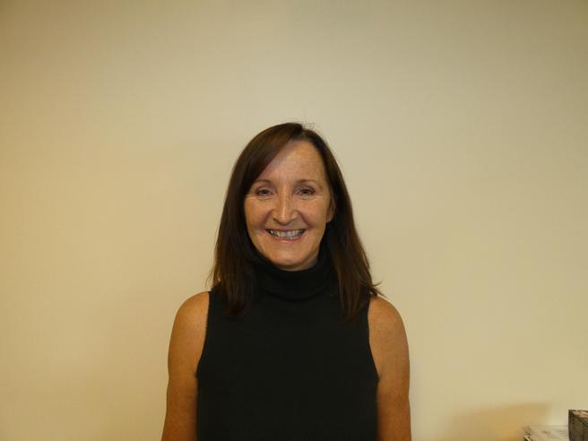 Diane Stones, Head of School, Ty Gwyn School