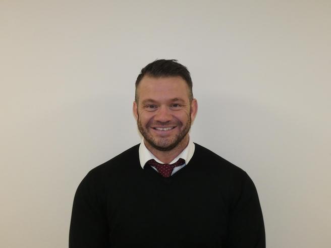 Matt Thomas, Assistant Head of School, Ty Gwyn School