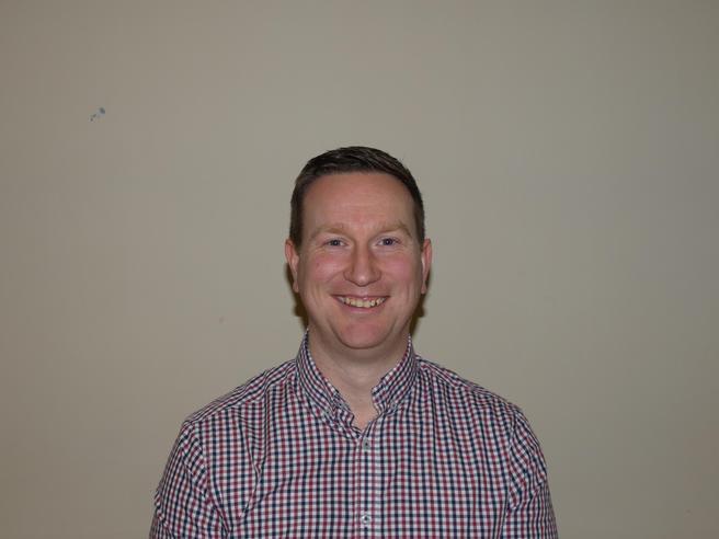 Jamie Brotherton, Deputy Head of School, Ty Gwyn School