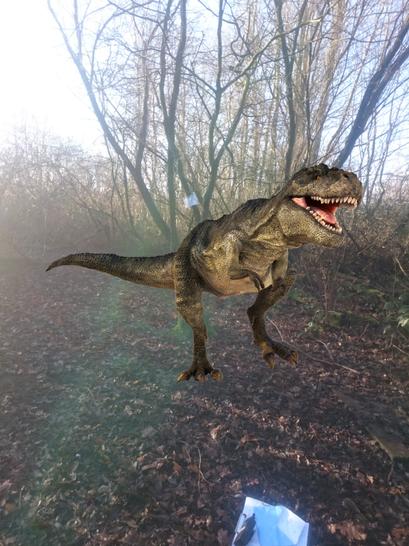A T-Rex