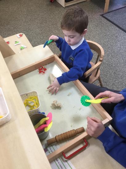 Developing early language skills
