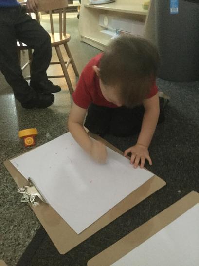 Drawing BIG shapes