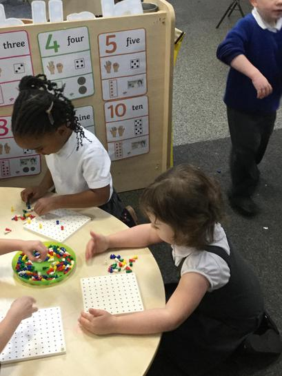 Devloping fine motor skills and control