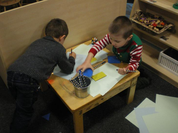 Naming and drawing the shapes