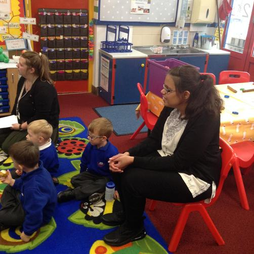 Miss Darji - Learning Support Assistant