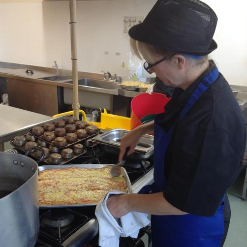 Mrs Coleman - Catering Supervisor
